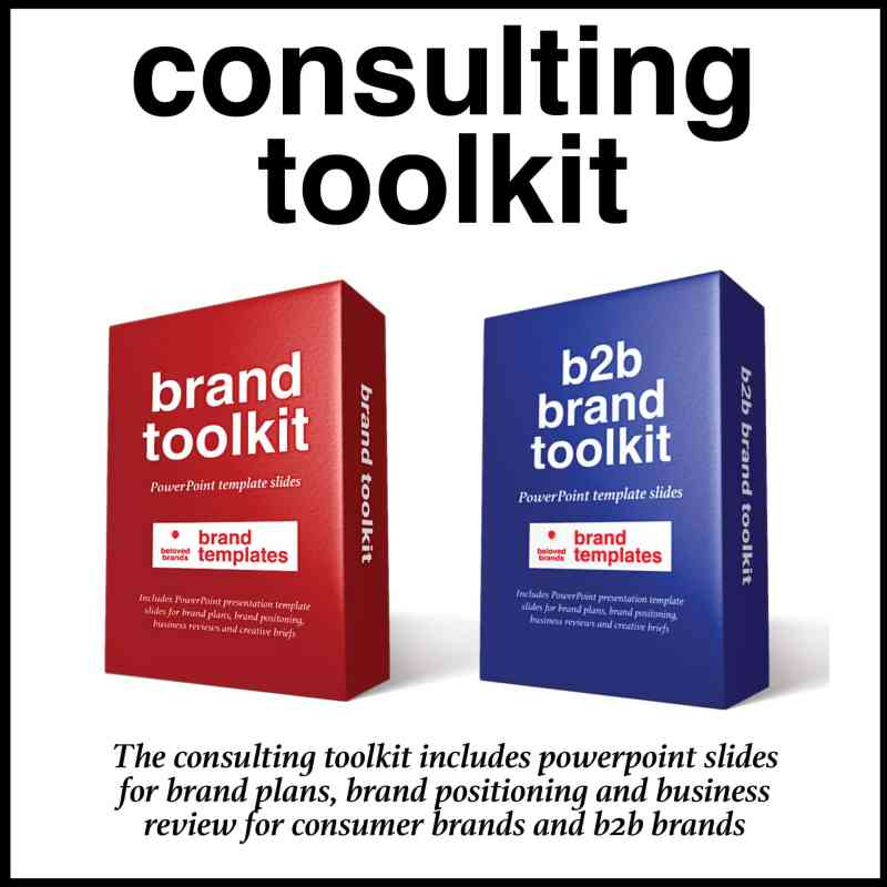 brand consulting Toolkit