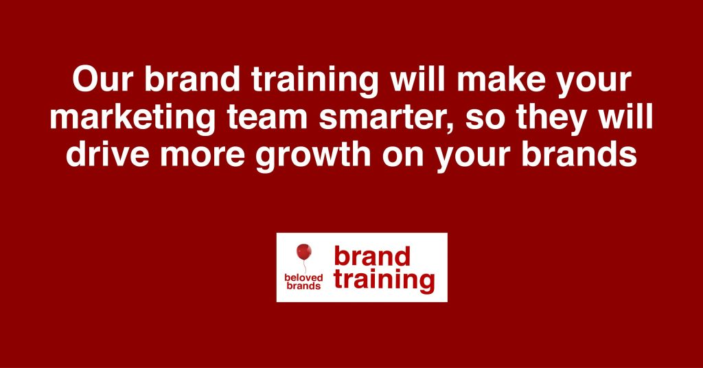 brand training program