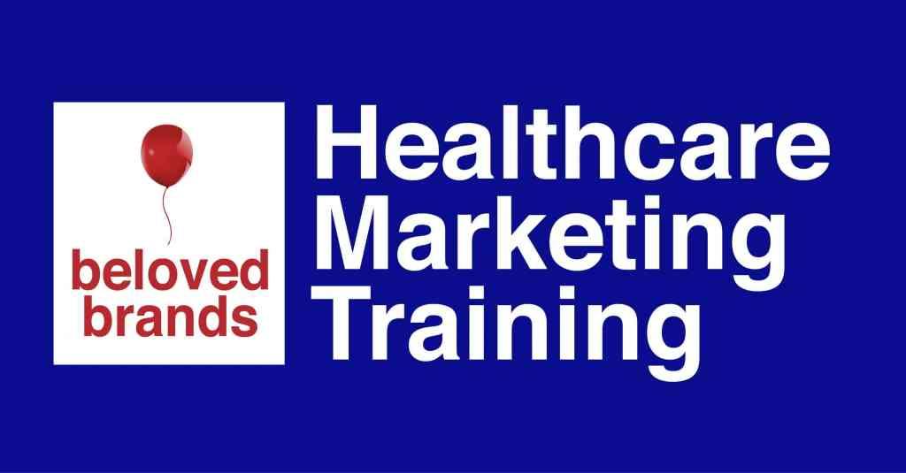 healthcare brand training simple