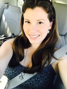 Me in the rental car ;)