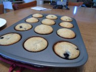 filled them 3/4 full as instructed, but they'd look nicer if I filled them more