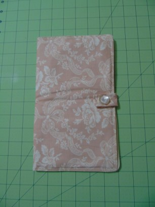 love this pink fabric, but I'm running out of it