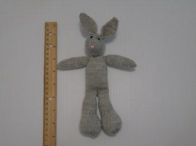 """9"""" bunny"""
