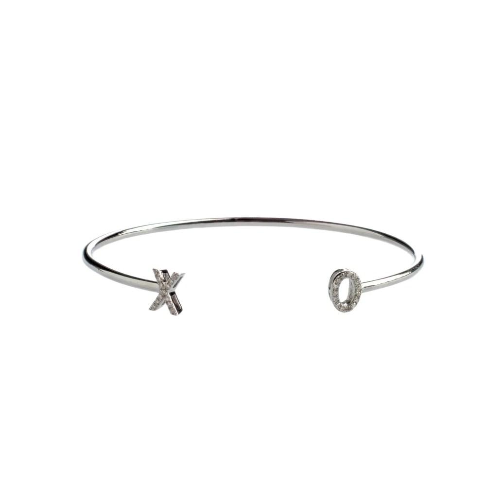 """""""XO"""" Diamond Bracelet"""
