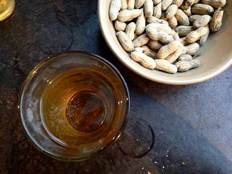 wedge-peanuts-beer-table