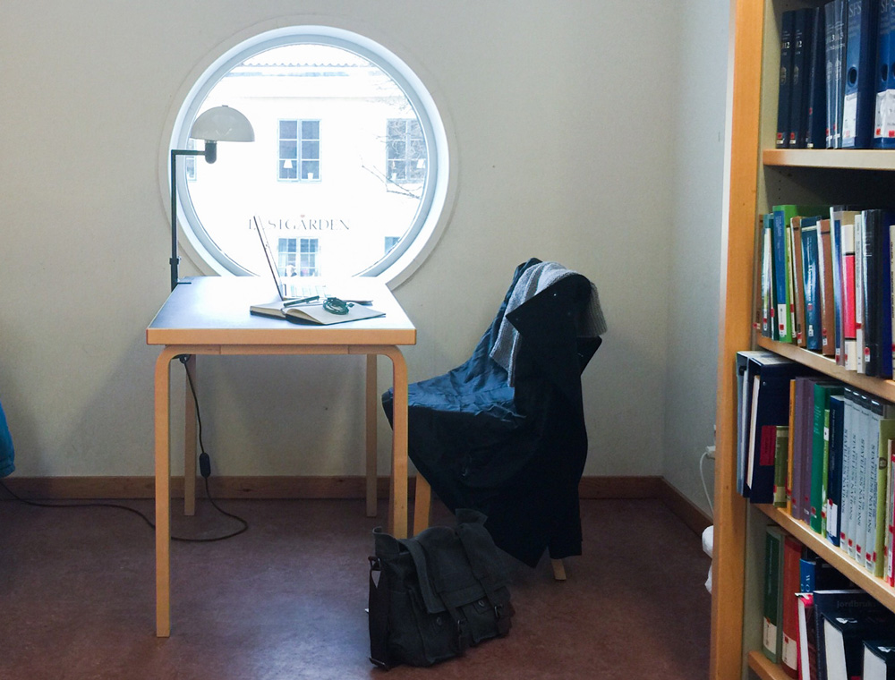 library-corner