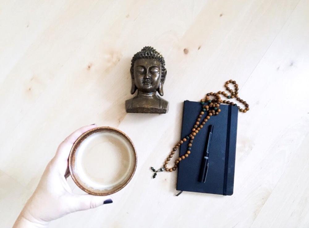 journal-buddha