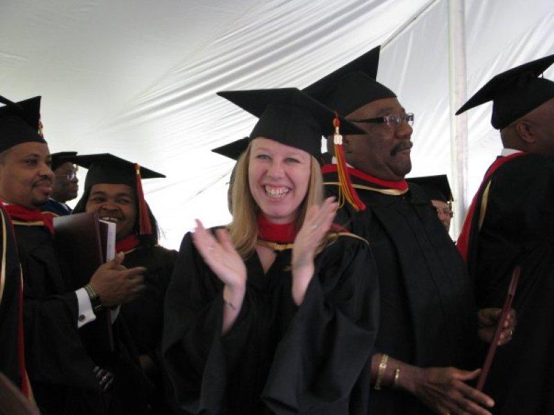 me hood graduation