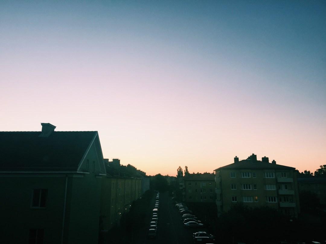 sunset-uppsala