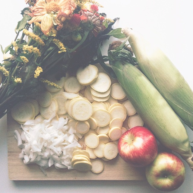 vegetables autumn