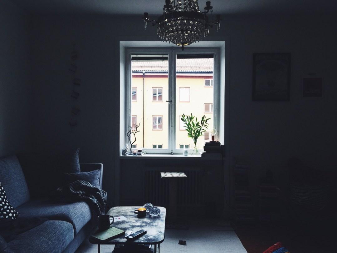 home darkness autumn