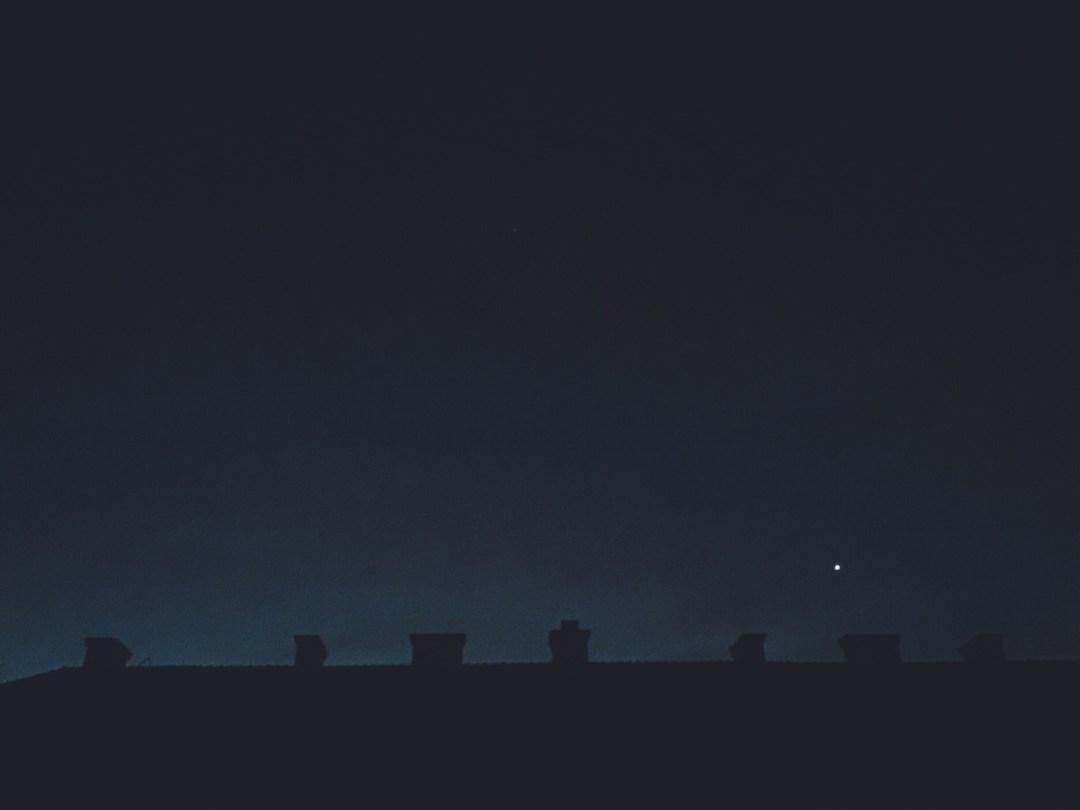 dark morning