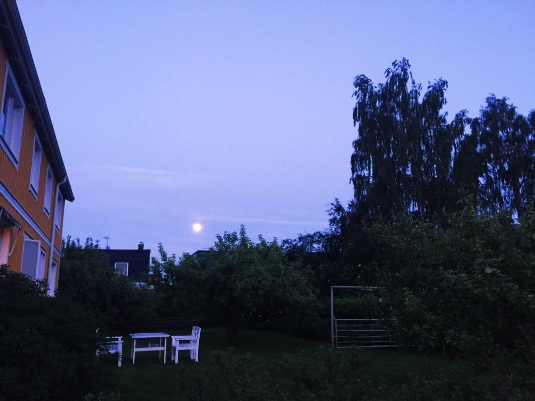 full moon uppsala