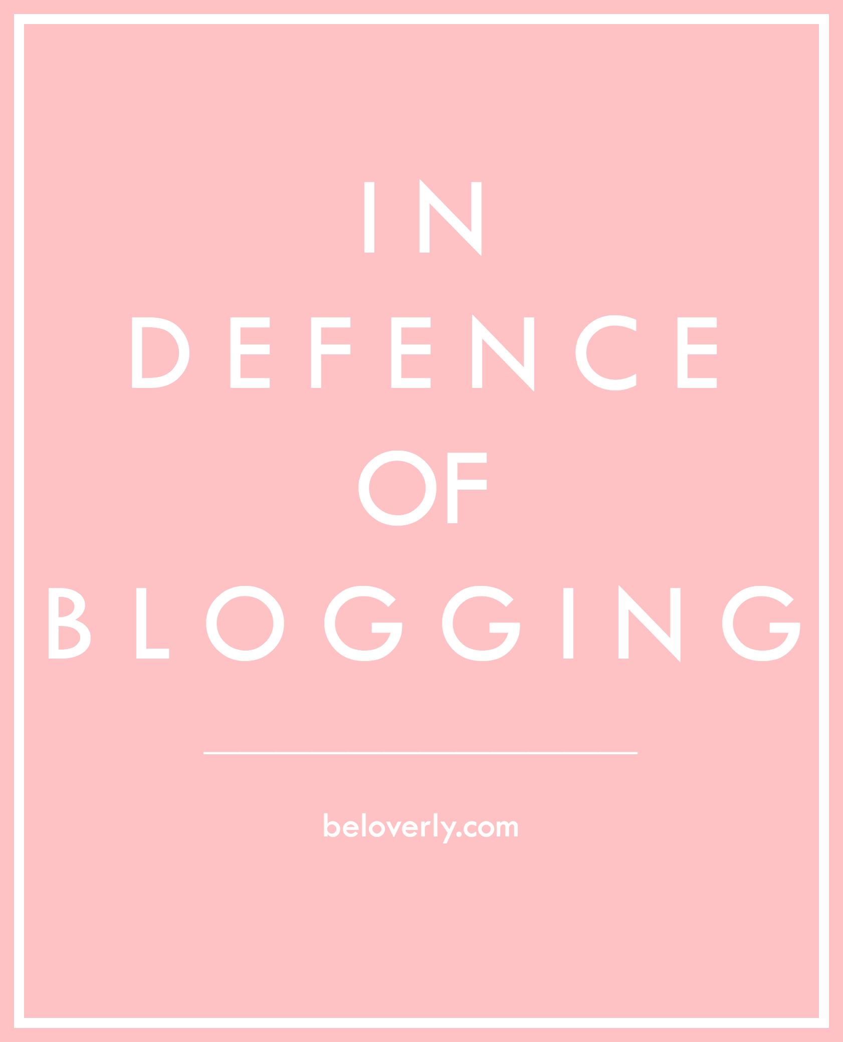 indefenceofblogging