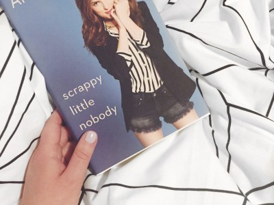 Scrappy Little Nobody | Book Review