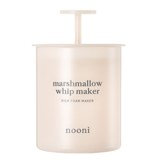 Nooni Marshmallow Whip Maker | Below Freezing Beauty