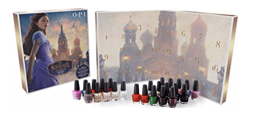 OPI Nutcracker Advent Calendar | Below Freezing Beauty