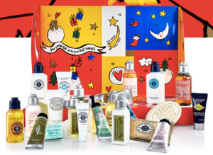 L'Occitane Classic Advent Calendar | Below Freezing Beauty