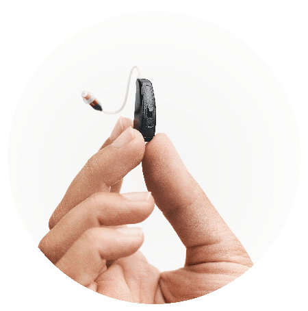 audífonos invisibles de última generación