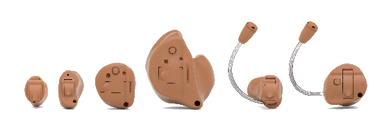 modelos de audífonos a medida