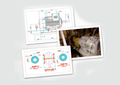 Substituição de Motores por Novos de Alto Rendimento International Paper – Mogi Guaçu