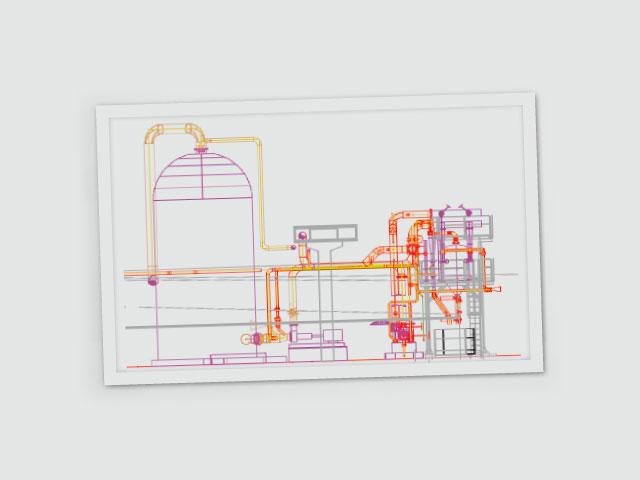 Depuração Pasta Mecânica para Máquina MB-6 Suzano Papel e Celulose - Suzano
