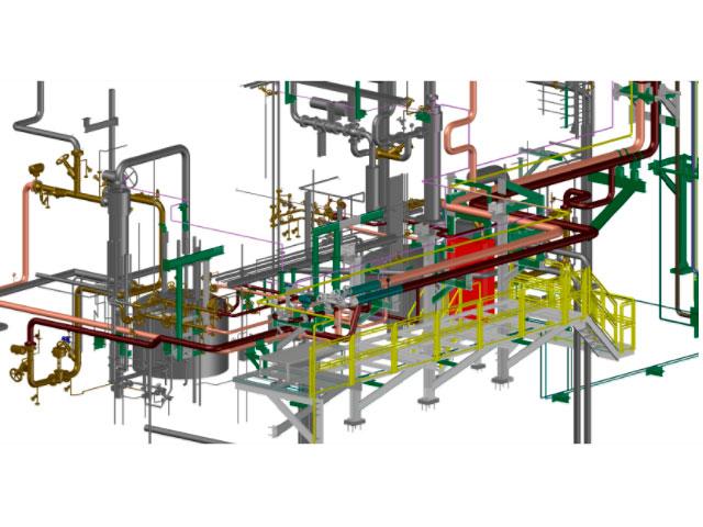 Engenharia Detalhada Planta Química, Unilever – Valinhos