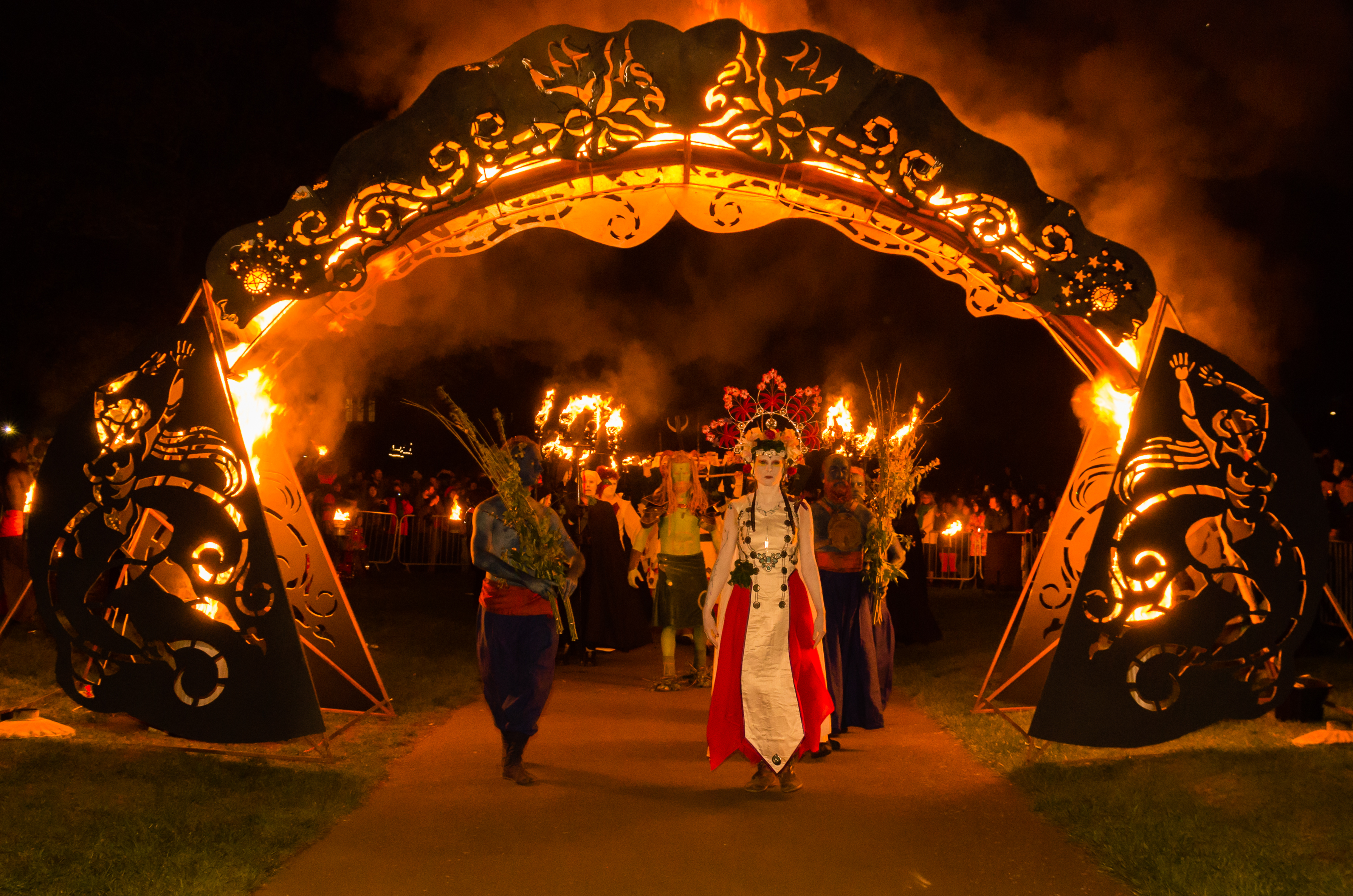 The Narrative of Beltane – in Photos