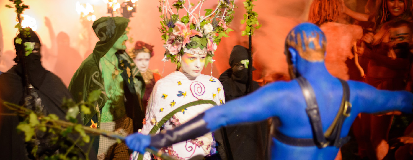 Beltane 2017 Timings and Processional Route