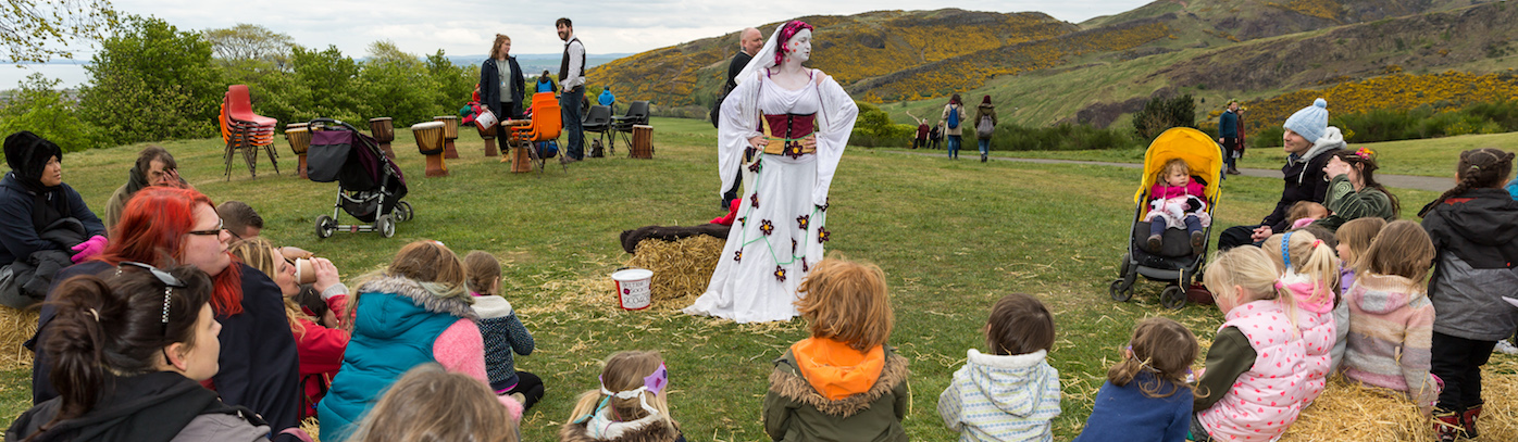 Beltane Community Open Day – in Pictures