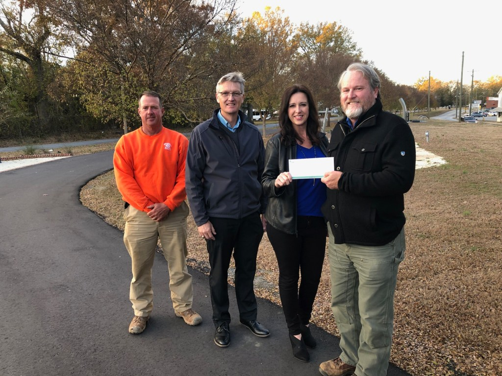 $25,000 Matching Grant Received from S. C. National Heritage Corridor