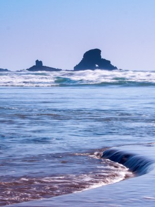 Cannon Beach Curve 1
