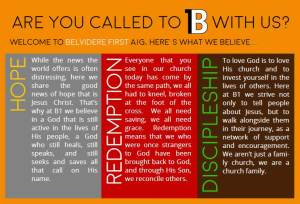 Are You Called To B1 With Us?