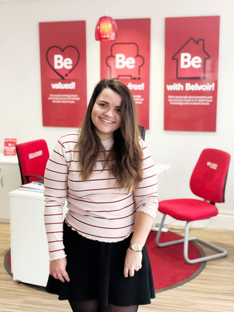 Jessica Baines - Belvoir Andover