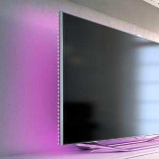 STRIPLIGHT TV USB 2X50 CM VARMHVIT | Belysning.online