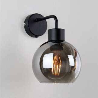 Marco gulvlampe sort | Belysning.online