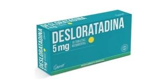 Desloratadina