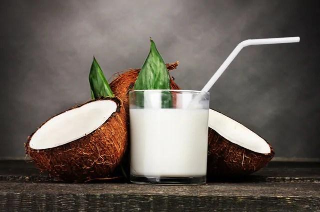 É possível tratar a infecção urinária consumindo leite de coco virgem