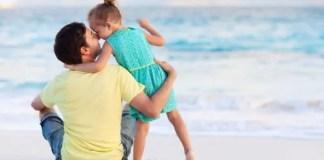 A magia da relação entre pai e filha