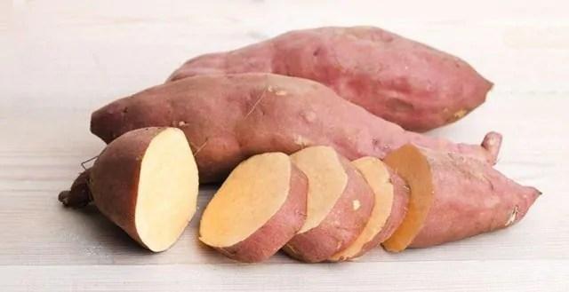 benefícios da batata yacon