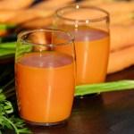 Suco de cenoura emagrece?