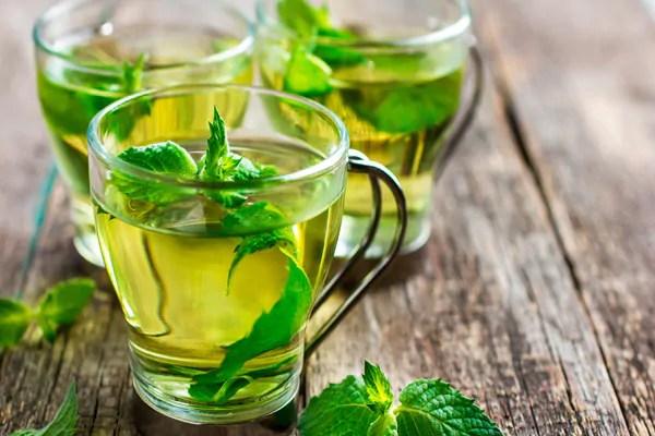 Receita de chá para emagrecer caseiro