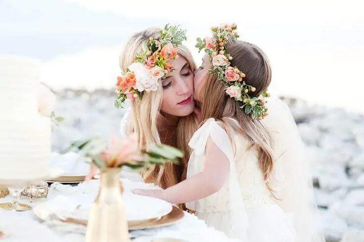 tiaras-de-flores-para-meninas-para-fazer-em-casa Tiara de flores para meninas