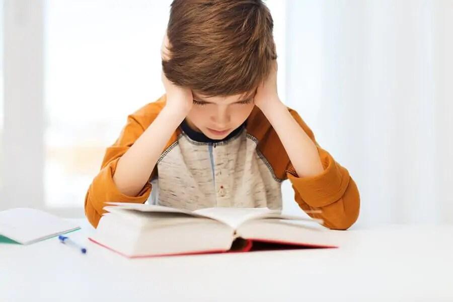 5-problemas-de-leitura-nas-criancas Dicas para pais de crianças pequenas que estão aprendendo a ler