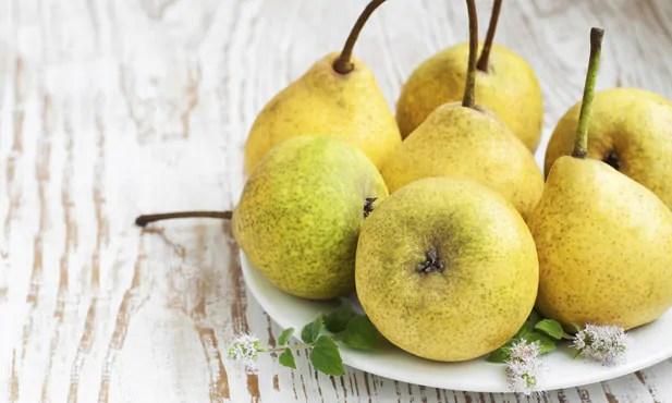 pera-faz-bem-para-a-saude Frutas que ajudam a combater a impotência