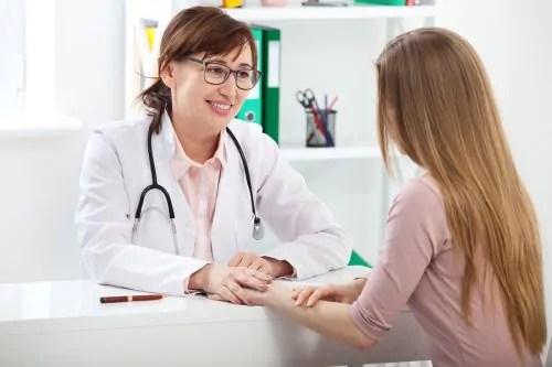 A primeira consulta ao ginecologista