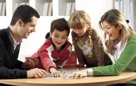 exercitar-a-mente 6 jogos para jogar em casa, e exercer as mentes das crianças