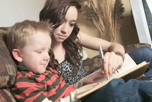 o-papel-da-cuidadora O papel do doador cuidar dos filhos