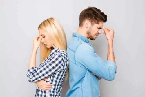crise-conjugal A crise no casamento, com a chegada do bebê