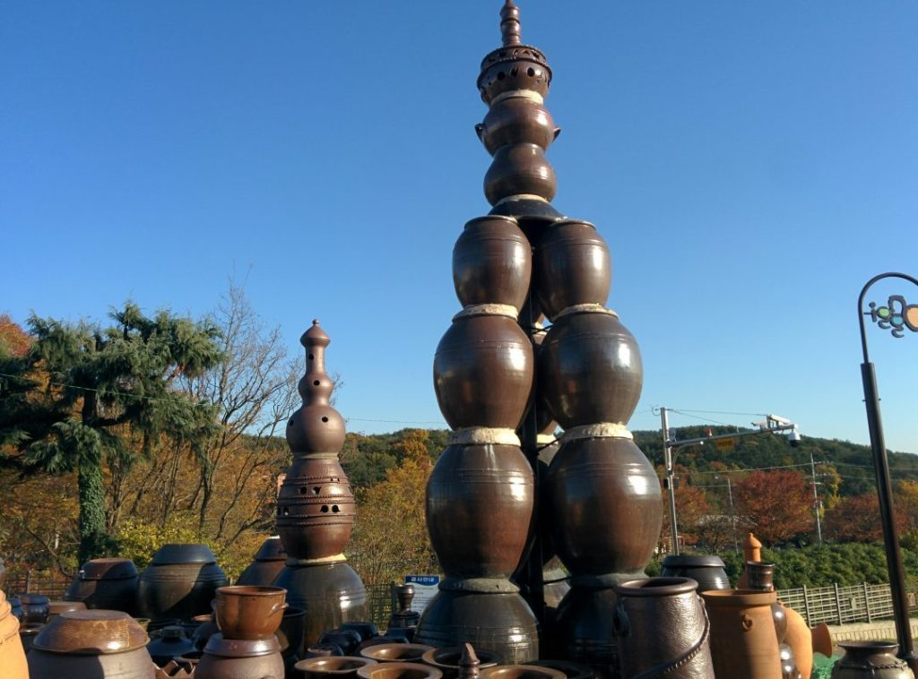 Ulsan South Korea onggi pottery village